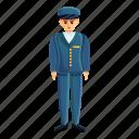 blue, border, person, soldier, uniform
