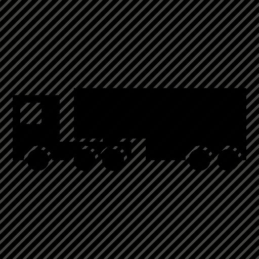 traffic, transport, transportation, truck, vehicle icon