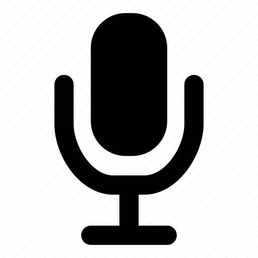 Microphone, record, voice, audio icon - Download on Iconfinder