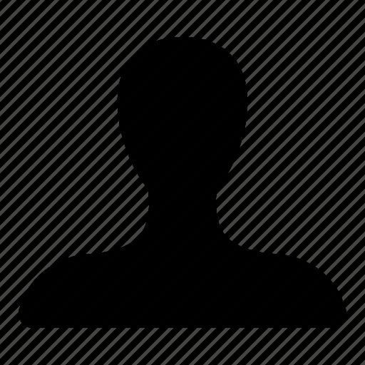 avatar, unisex, user icon