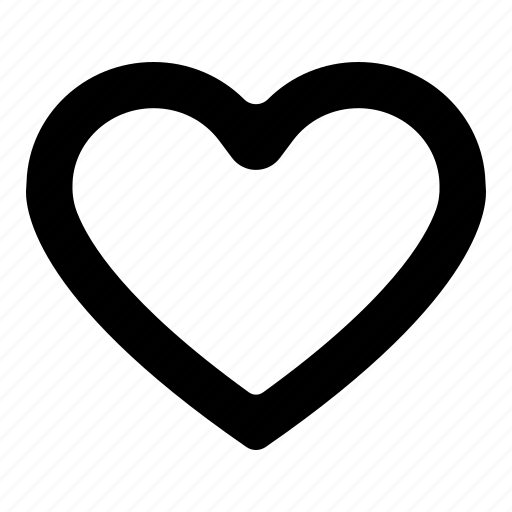 Heart, favorite, like icon - Download on Iconfinder