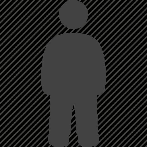 body, boy, human, man, people, profile, teenager icon