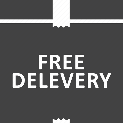 courier, delivery, ecommerce, free, online, package, shipping icon
