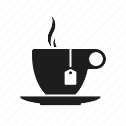 beverage, cup, drink, glass, hot drink, tea icon