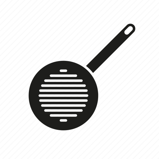 cooking, equipment, kitchen, pan, utensil icon