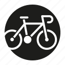 bicycle, bike, cycling, equipment, individual sports, sports icon