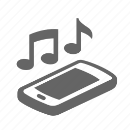 audio, melody, mobile, music, play, sound, soundtrack icon