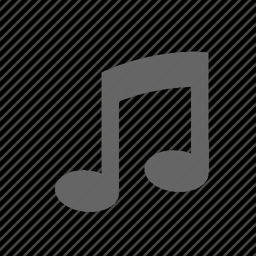 audio, melody, music, note, sound, tone icon