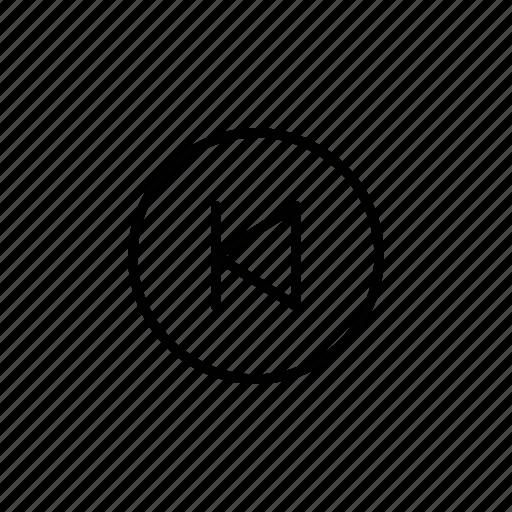 audio, back, music, sound icon