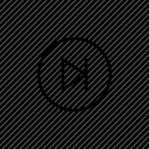Audio, music, next, sound icon - Download on Iconfinder