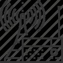 broadcasting, internet, podcast, radio, radios, sq553, tower