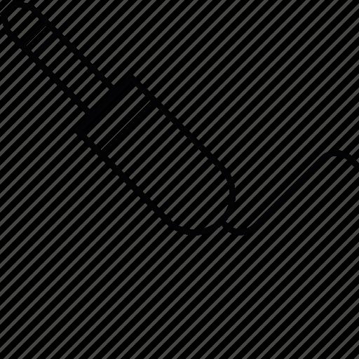 audio  cable  jack  plug  wire icon