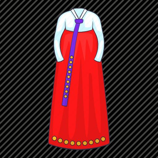 cartoon  clothes  culture  dress  korea  korean korean flag vector free download korean flag vector free