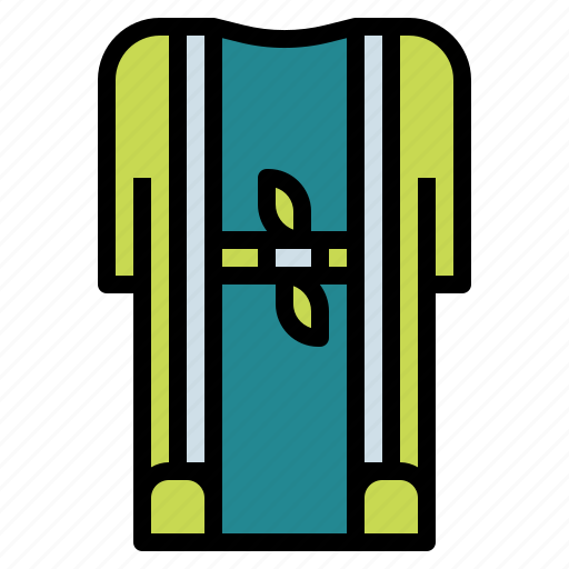Clothing, fashion, robe, spa icon - Download on Iconfinder