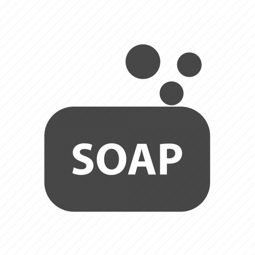 cleaning, foam, soap, spa icon