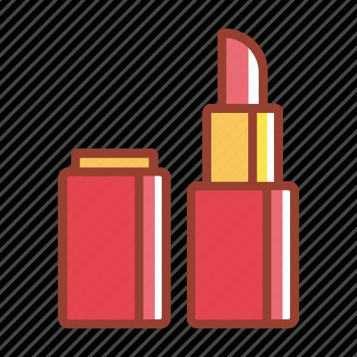 beauty, care, fashion, female, hair, makeup, spa icon