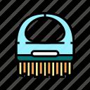 brush, spa, salon, accessory, cosmetics, beauty