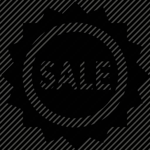 sale, sale label, sale offer, sale symbol, shop, tag icon