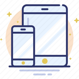 apple, ipad, iphone, mobile, smartphone, spaark, tablet icon