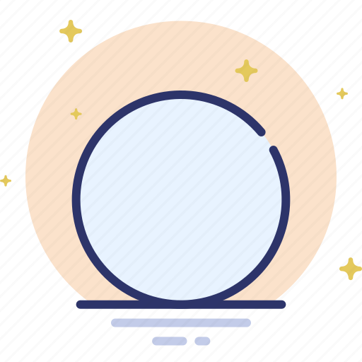 circle, design, shape, sphere icon