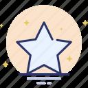 shape, star