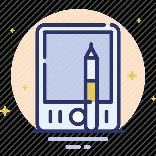 design, draw, pen display, stylus, tablet, wacom icon