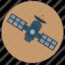 fly, nasa, satellite, signal, space icon