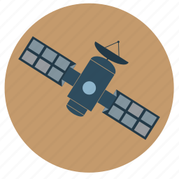 fly, nasa, satellite, signal, space icon