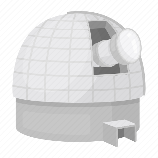 astronomy, observation, observatory, space, telescope, universe icon