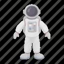 astronaut, protection, space, spaceman, spacesuit, universe