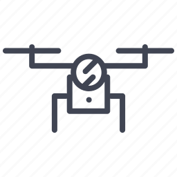 discovery, hovering, machine, space, technology icon