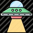 ufo, alien, spaceship