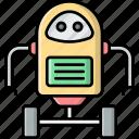 robot, humanoid, droid, automaton