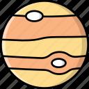 neptune, space, planet