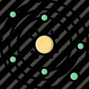 solar, system, planets, sun