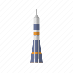 astronomy, rocket, science, space icon