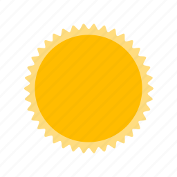 science, space, star, sun, sunny, weather icon