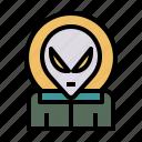 alien, ufo, space, extraterrestrial, galaxy