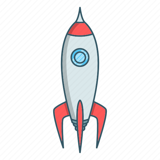 Rocket, seo, space icon - Download on Iconfinder