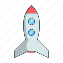 missile, power, rocket, seo, spaceship, startup icon