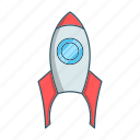 rocket, seo, spaceship, startup icon