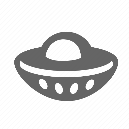 aliens, extraterrestrial, flying, saucer, space, spaceship, ufo icon