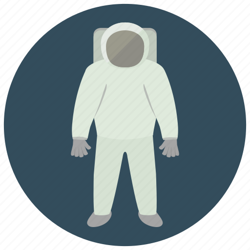 astronaut, outfit, space, uniform icon