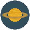 planet, solar, space, system icon