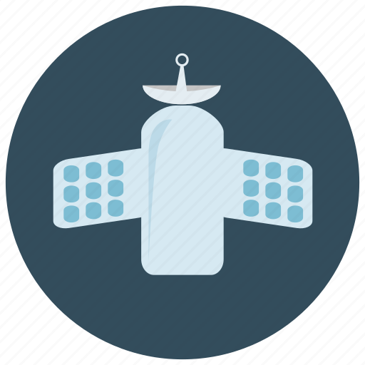 communication, device, satellite, technology icon