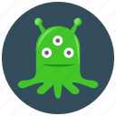 alien, avatar, space, squishy icon
