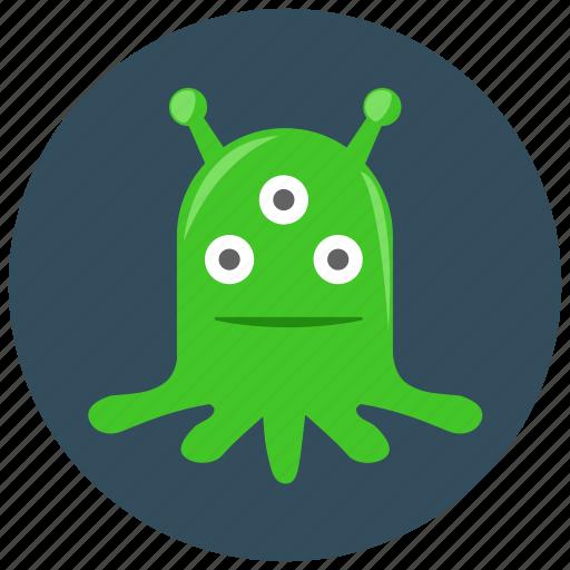 alien, avatar, space, squishy icon