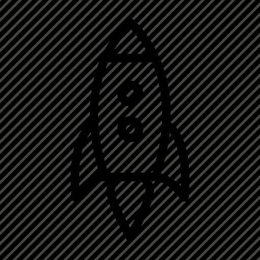 astronomy, galaxy, satellite, space, spaceship, universe icon