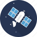 antenna, communication, satellite, space