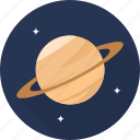 astronomy, planet, saturn, space